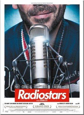 Radiostars, de Romain Levy radiostars-affiche-4f3d4744e11a11