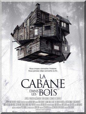 La Cabane dans les bois, de Drew Goddard Affiche_La-Cabane-dans-les-Bois