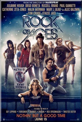 Rock Forever, d'Adam Shankman affiche-rock-forever