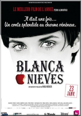 Blancanieves, de Pablo Berger affiche-blancanieves-v8